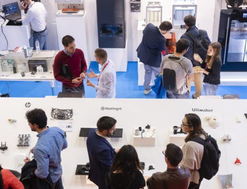 Leading companies in the additive manufacturing and 3D printing sector confirm their participation in ADDIT3D 2020
