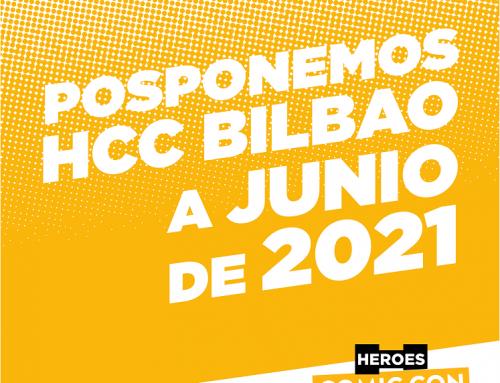 HEROES COMIC CON BILBAO pospuesto a 2021