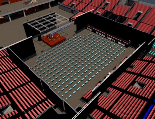 El ciclo Alkarregaz devolverá los espectáculos en directo a Bizkaia Arena de octubre a diciembre