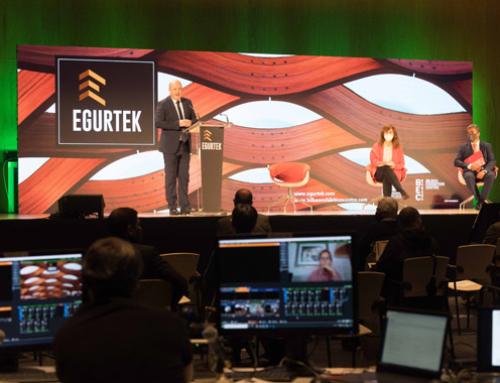 EGURTEK, Foro Internacional de Arquitectura y Construcción en Madera, cierra con éxito su excepcional edición online