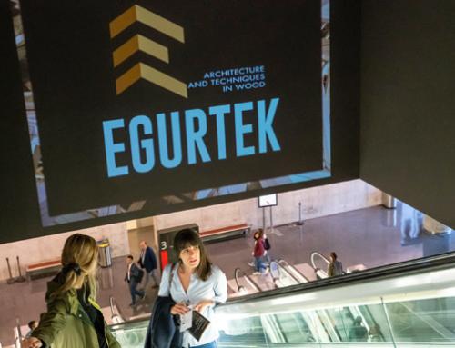 Egurtek 2020ek, Zurezko Arkitektura eta Eraikuntzako Forua, 'streaming' bidez igorriko du BEC-en auditoriotik