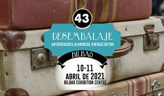 XLIII Desembalaje Bilbao