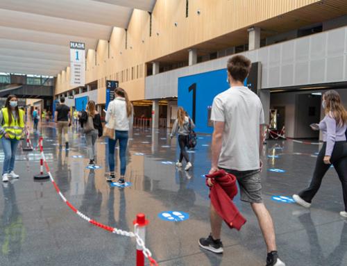 Bilbao Exhibition Centre recibe el sello «Safe Tourism Certified» por la aplicación de su protocolo sanitario frente al Covid-19