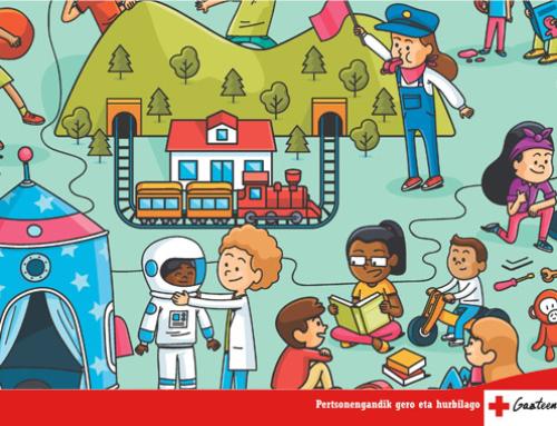 Se necesitan 6.000 juguetes nuevos para niños y niñas de familias en dificultad social