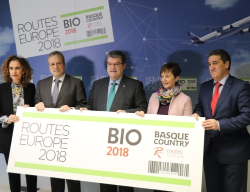 The global aviation industry meets at Routes Europe in the BEC