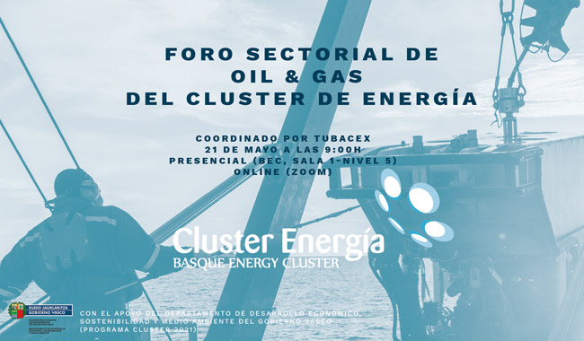 Foro Sectorial de Oil & Gas del Cluster de Energía