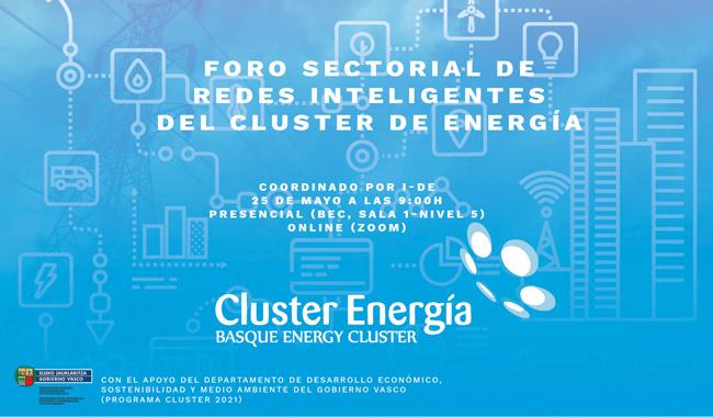 Foro Sectorial de Redes Inteligentes Cluster de Energía