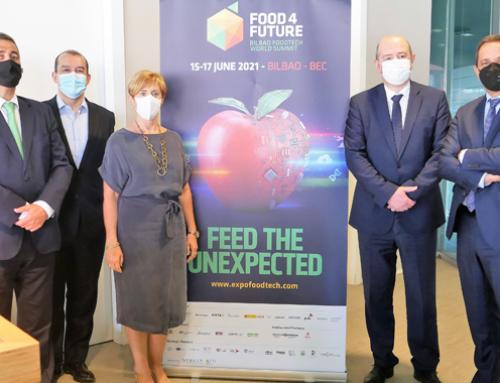 Food 4 Future convertirá a Euskadi en el referente mundial de la industria FoodTech