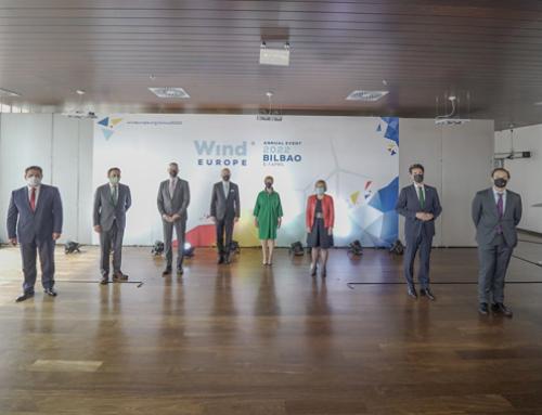 El evento anual Windeurope vuelve a Bilbao en 2022