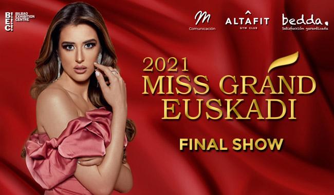 Miss Grand Euskadi 2021 - Final Show